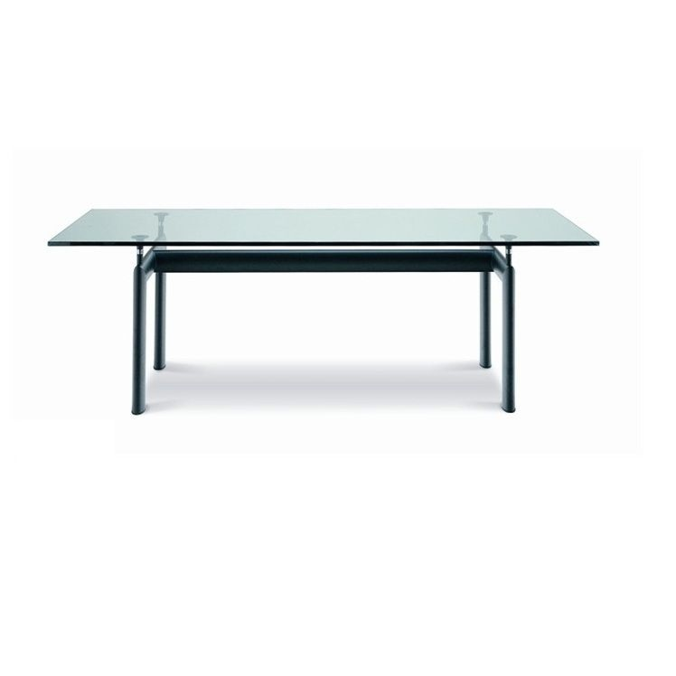 Le Corbusier Lc6 Dining Table.Le Corbusier Perriand Jeanneret LC6 ...